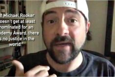 Kevin Smith Emotionally Nominates Michael Rooker for an Academy Award