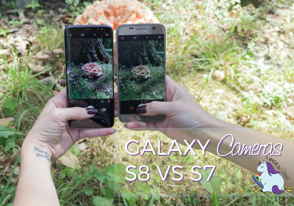 Impressive Samsung Galaxy S8 Camera Comparison #SamsungUnlocked #CollectiveBias