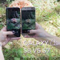 Impressive Samsung Galaxy S8 Camera Comparison #SamsungUnlocked #CollectiveBias