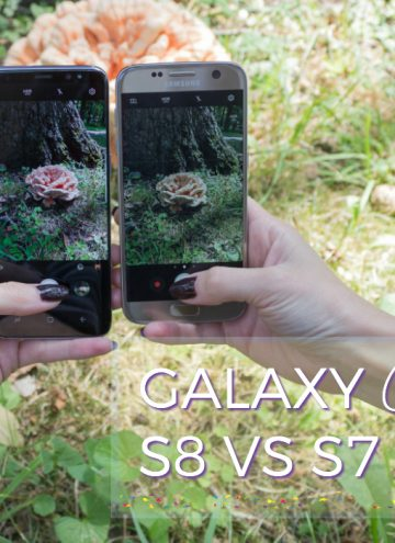 Impressive Samsung Galaxy S8 Camera Comparison