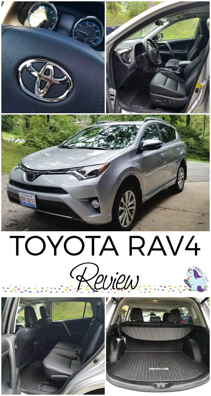 2017 Toyota RAV4 Review - Everyday Crossover Adventures