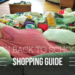 Comfy and Educational Back To School Shopping Guide – Giveaway