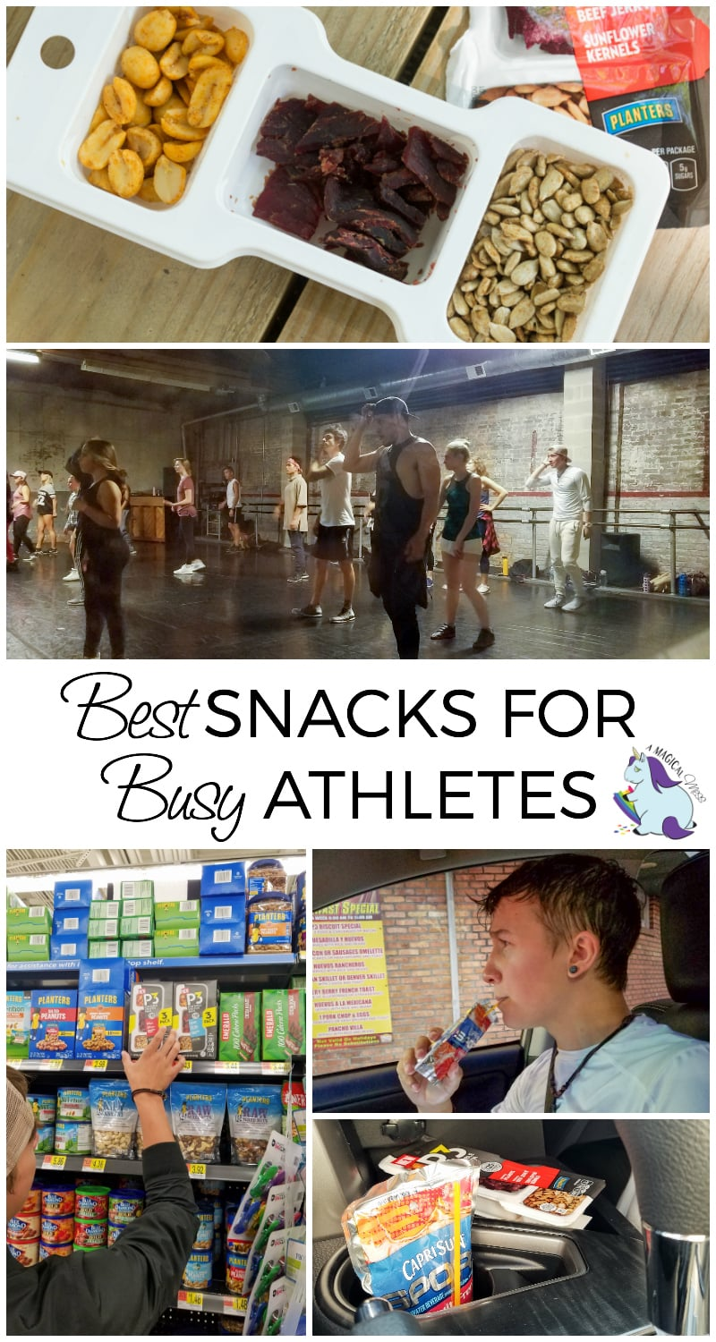 Best Travel Snacks for Athletes on the Go