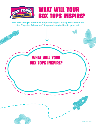 Back to School Snacks - Getting Ready with Box Tops Sweepstakes