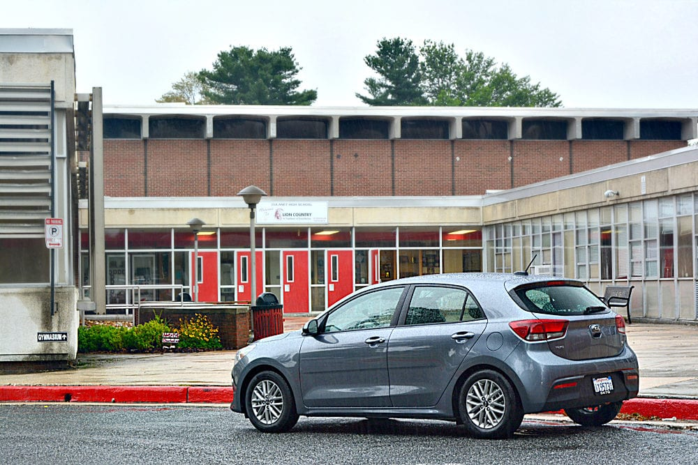 My Number 1 Pick for Best Cars for Teens #DiscoverKiaRio AD