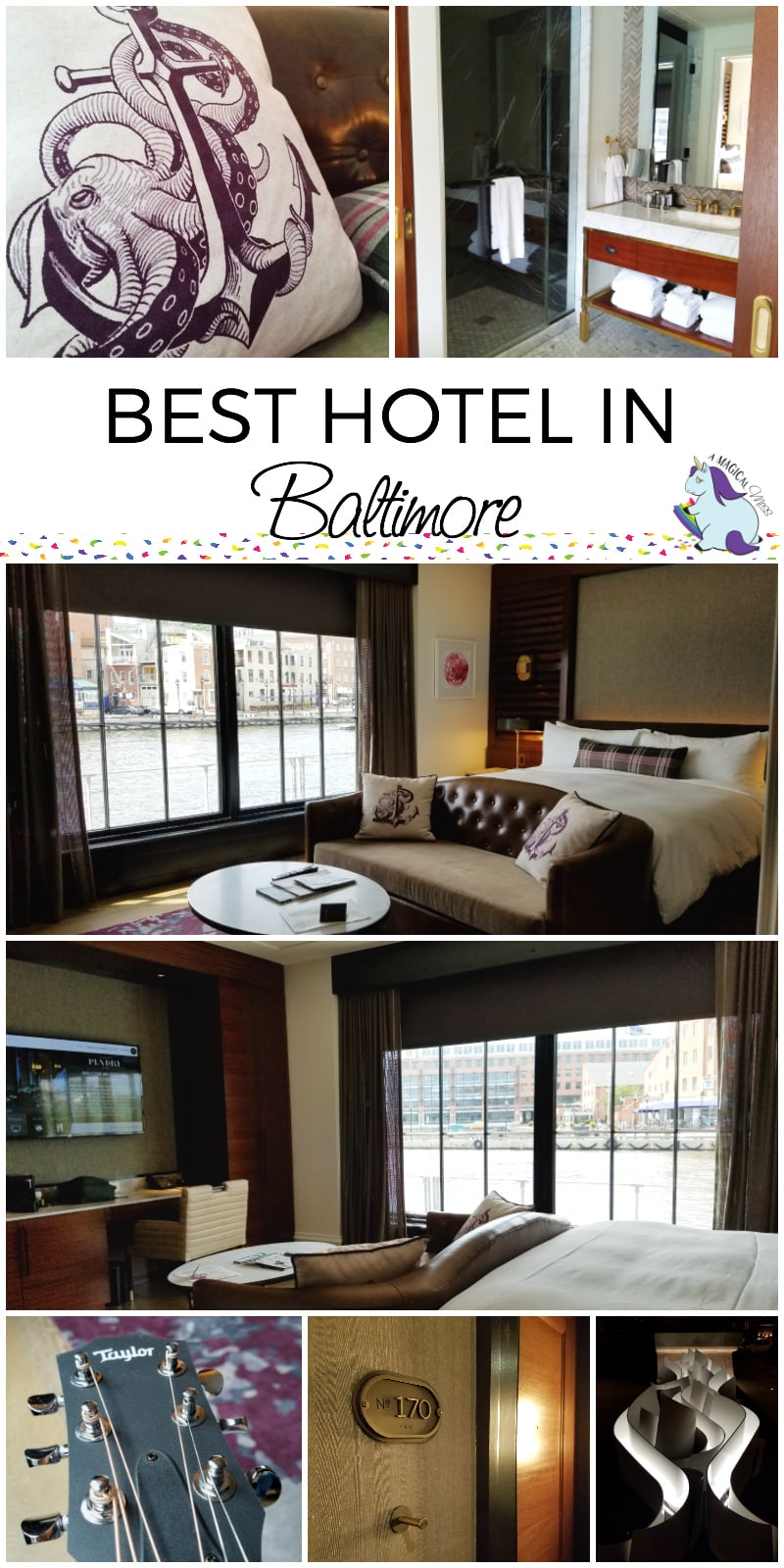 Best Hotel in Baltimore for Romance, Luxury, and An Epic Girl's Weekend