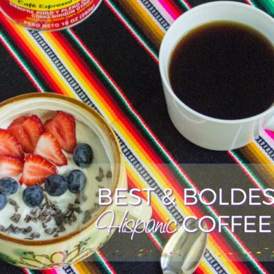 The Best Hispanic Coffee is Just Right Down the Street