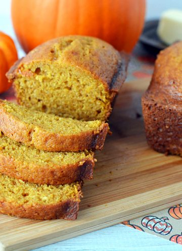 Best Pumpkin Bread Recipe to Make this Fall