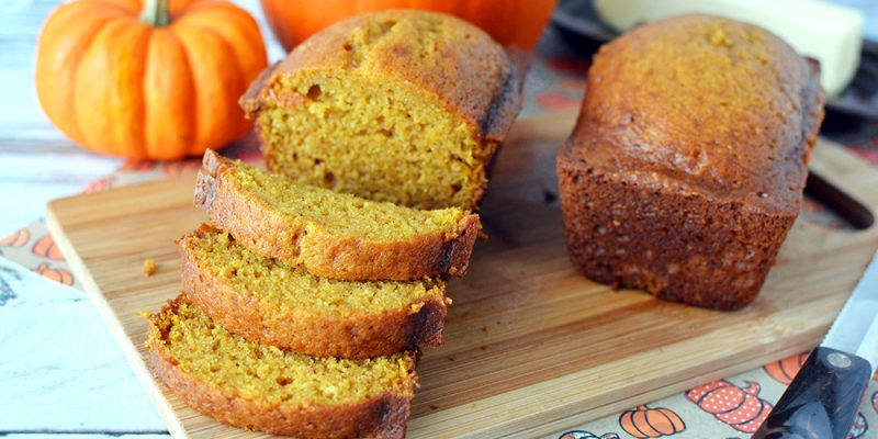 Best Pumpkin Bread Recipe to Make this Fall