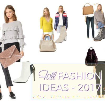 2017 Fall Fashion Ideas for Women Plus HUGE Sale