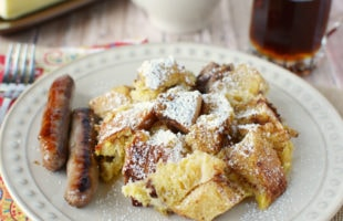 Delicious Overnight Slow Cooker French Toast Recipe