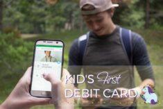 Allowance on a Debit Card – Teaching Kids and Teens Financial Responsibility