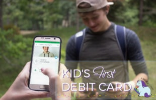 Allowance on a Debit Card – Teaching Kids and Teens Financial Responsibility