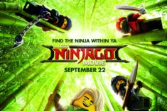 The LEGO NINJAGO Movie - Fun Game and Giveaway