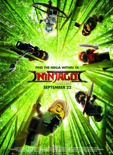 The LEGO NINJAGO Movie – Fun Game and Giveaway