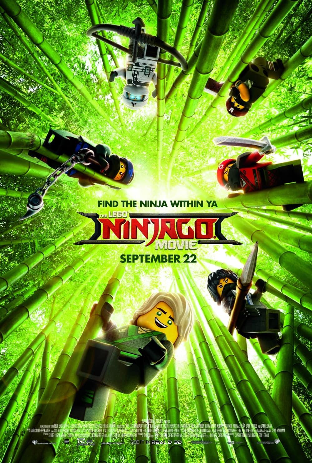 The LEGO NINJAGO Movie - Fun Game and Giveaway #LEGONINJAGOMovie @Fandango#ad