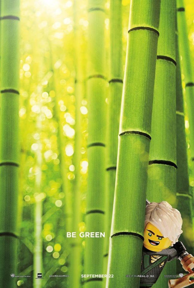 The LEGO NINJAGO Movie - Fun Game and Giveaway
