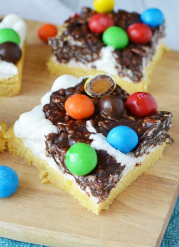 Caramel Cookie Bar Recipe – Layers of Deliciousness