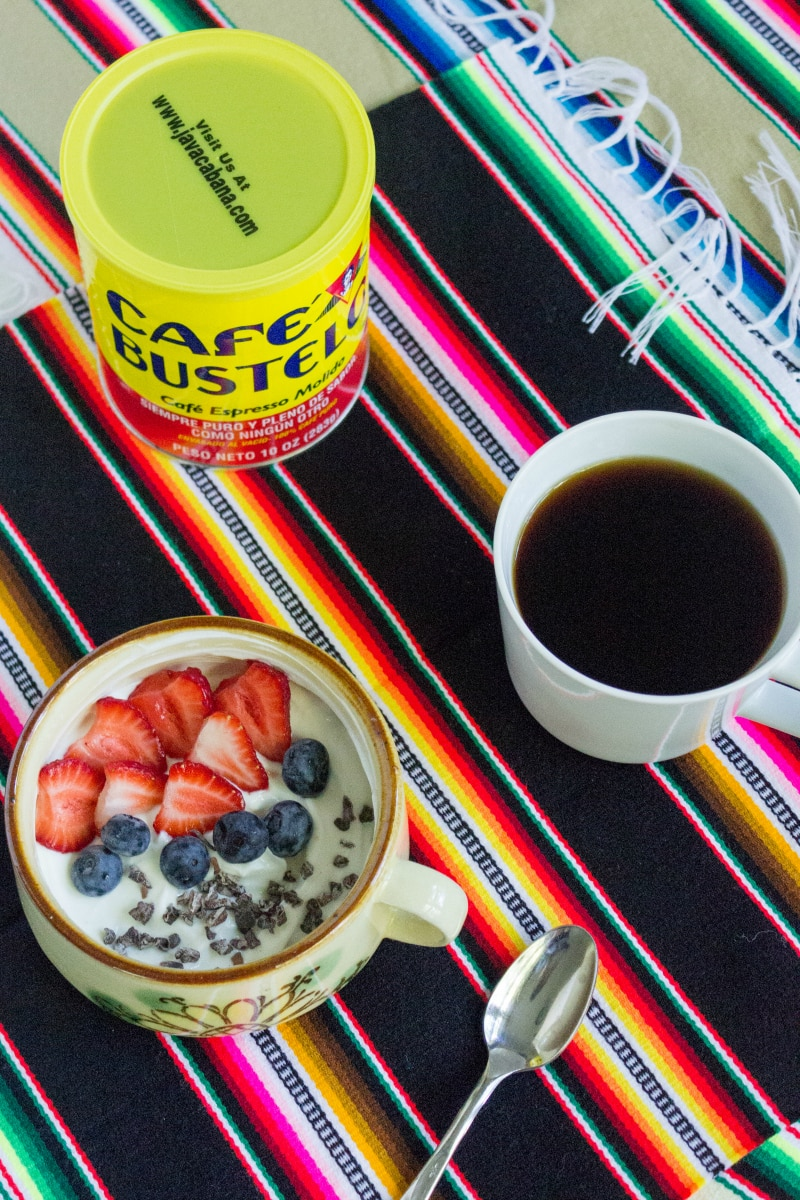 The Best Hispanic Coffee is Just Right Down the Street #CafeBusteloAtMeijer #IC AD