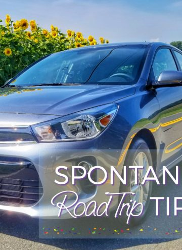 2 Bloggers Bond Behind the Wheel on Spontaneous Road Trip