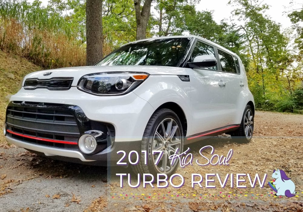 Happiness in Machinery - 2017 Kia Soul Review #TheNewKia #KiaSoulTurbo