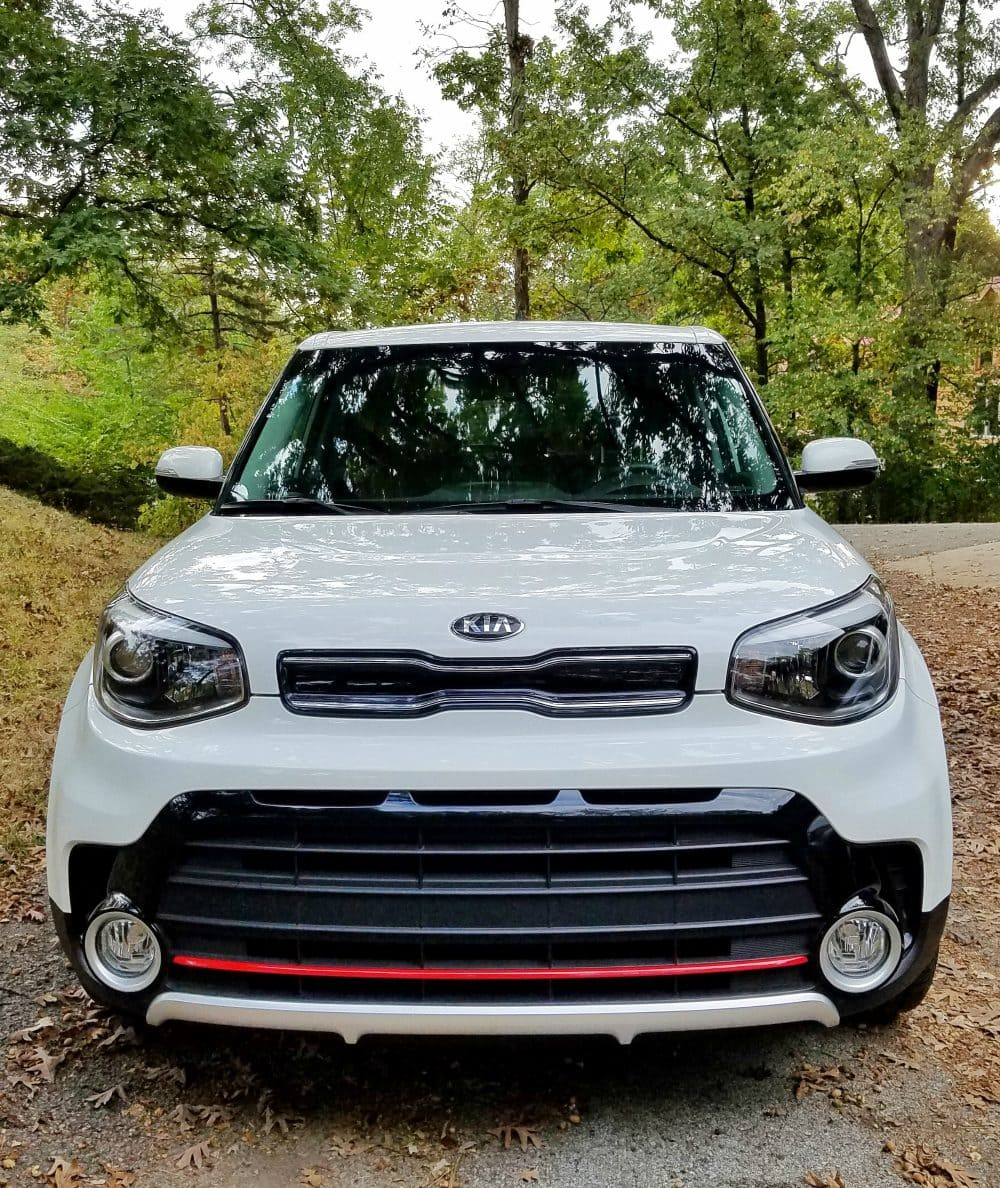 2016 Kia Soul Exterior: Happiness In Machinery - 2017 Kia Soul Review