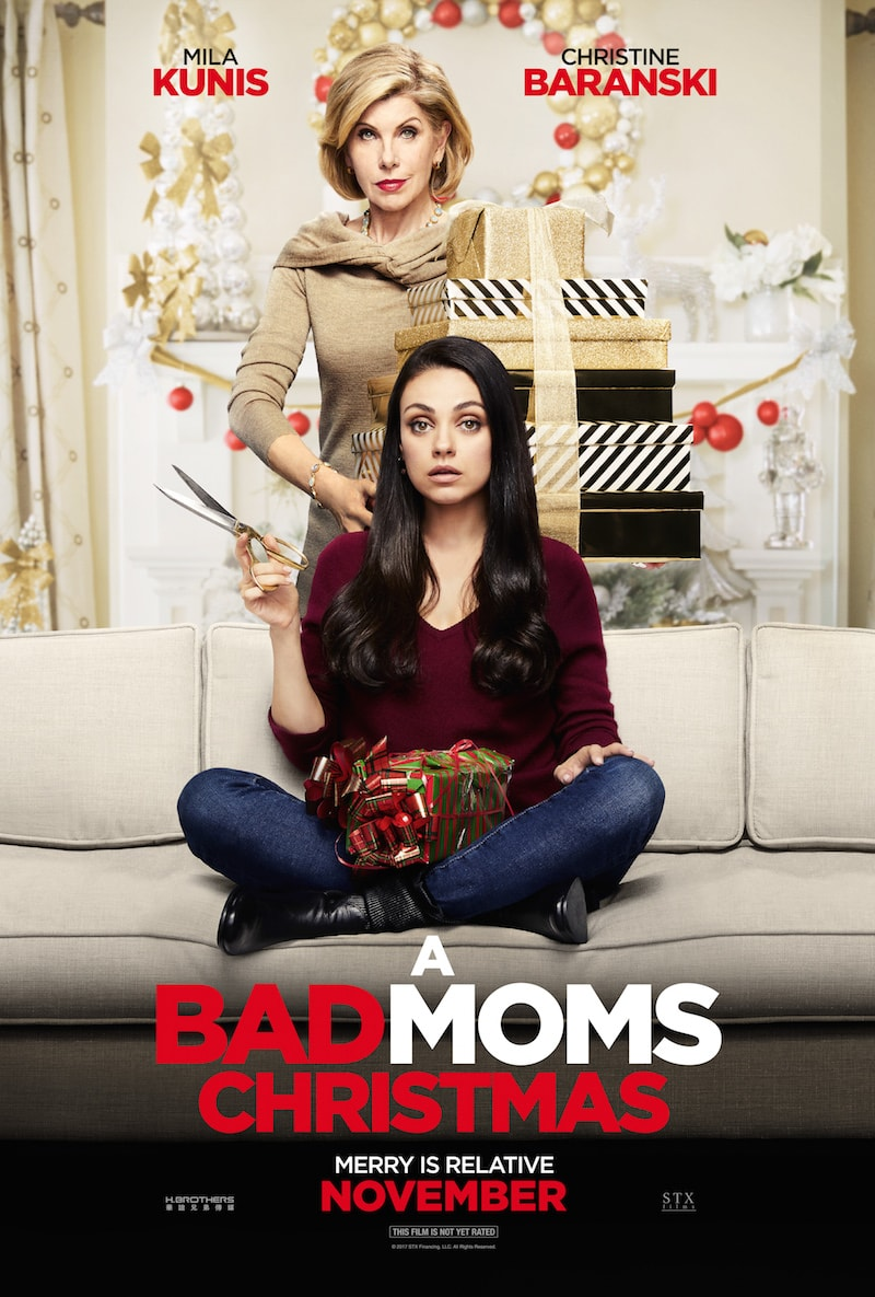 Interviews with A Bad Moms Christmas Cast