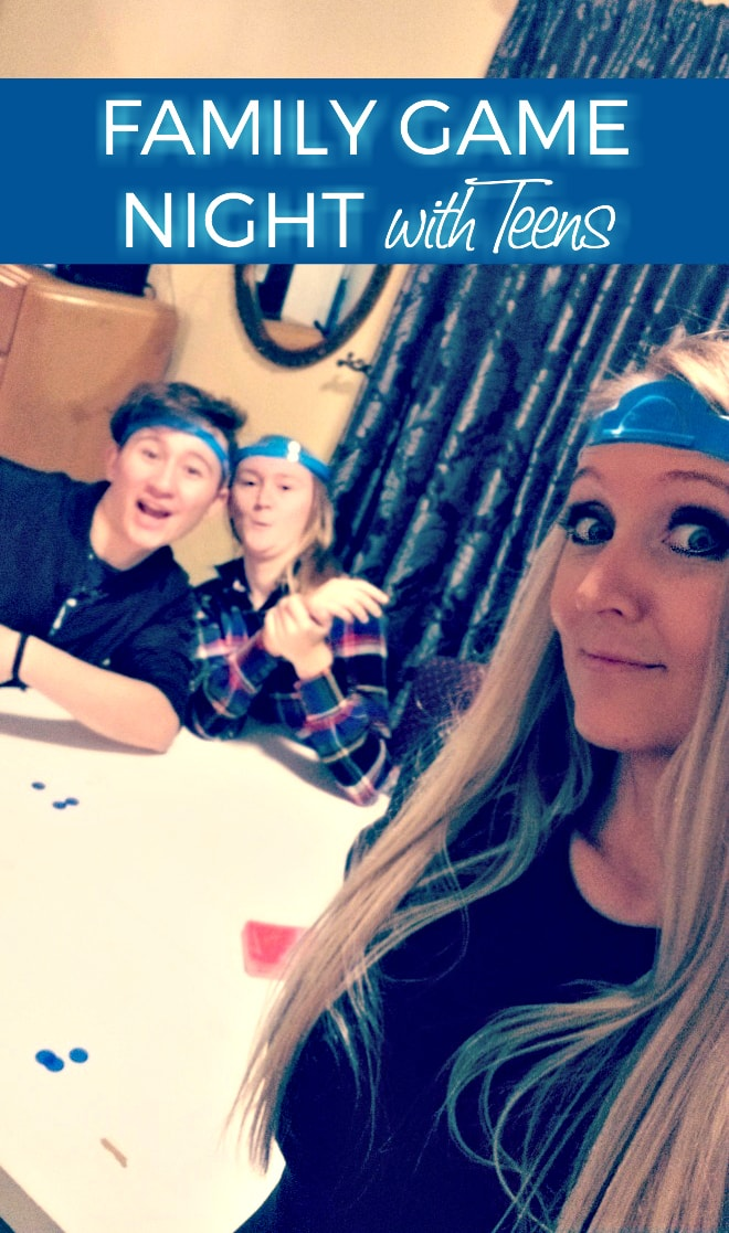 New Family Game Night Favorite - Hedbanz Game