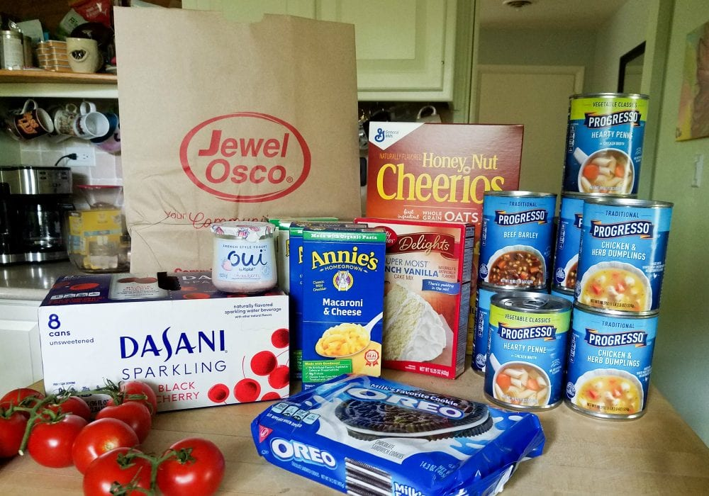 Stocking Up on All Our Favorite Fall Foods - Sale and Sweepstakes AD