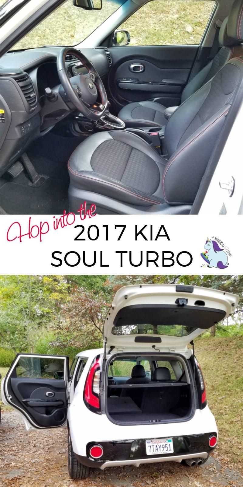 Happiness in Machinery - 2017 Kia Soul Review #TheNewKia #KiaSoulTurbo
