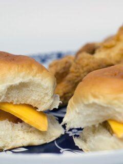 Easy Chicken Sliders Recipe - Raised with No Antibiotics Ever