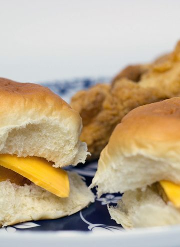 Easy Chicken Sliders Recipe – Raised with No Antibiotics Ever