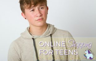 Gave My Son a Budget and Let Him Loose - Online Shopping for Teens