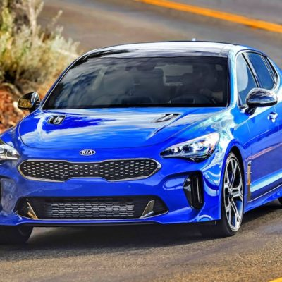 2018 Kia Stinger – A Feast for Your Eyes and Inner Sensualist