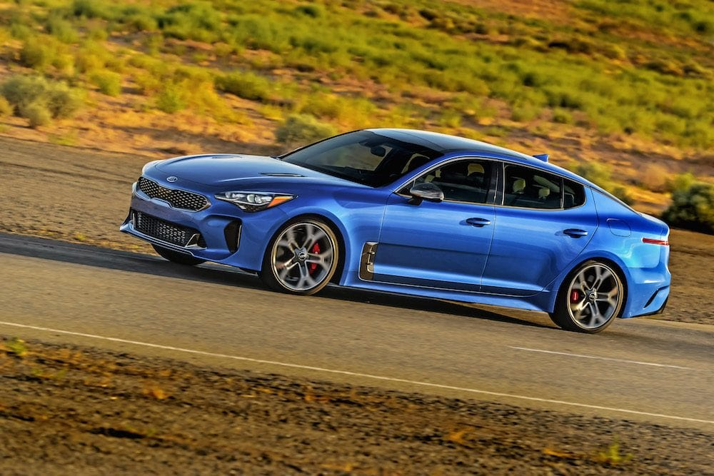 2018 Kia Stinger - A Feast for Your Eyes and Inner Sensualist #StingerIsHere