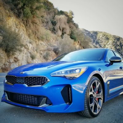 2018 Kia Stinger – The Biggest Deal