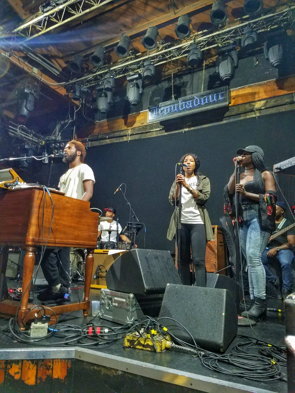 The Meaning of Soul - On the Road and In our Hearts #KiaSoulRoadies AD Cory Henry and the Funk Apostles at the Troubadour