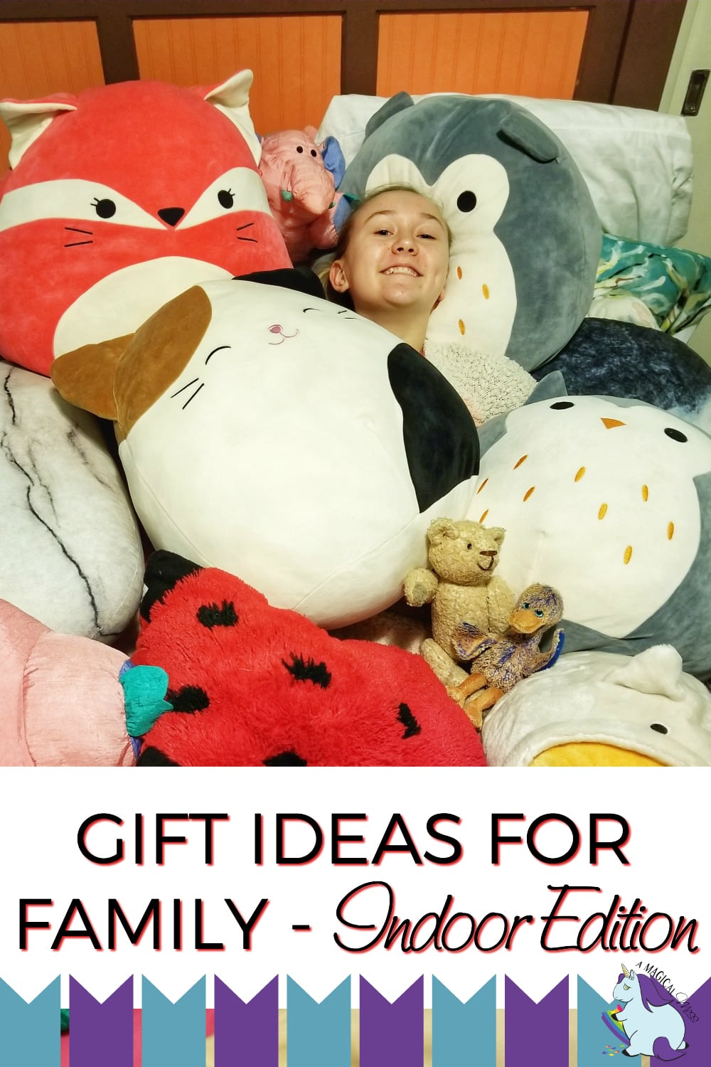 Gift Ideas for Family Fun with Kids - Indoor Edition #GiftGuide #GiftIdeas