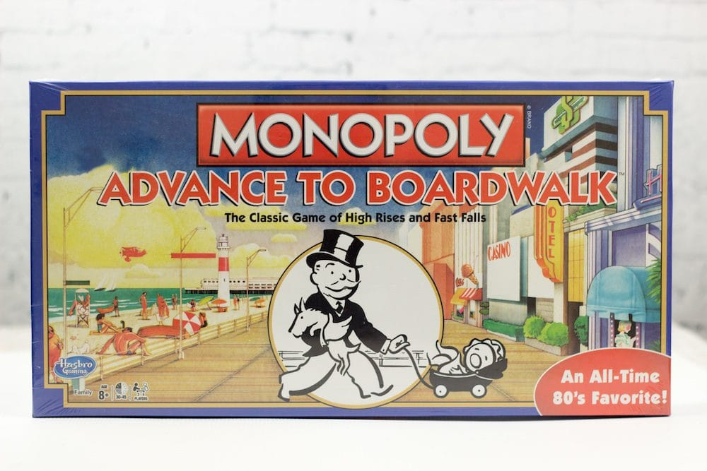 Monopoly - Gift Ideas for Family Fun with Kids - Indoor Edition