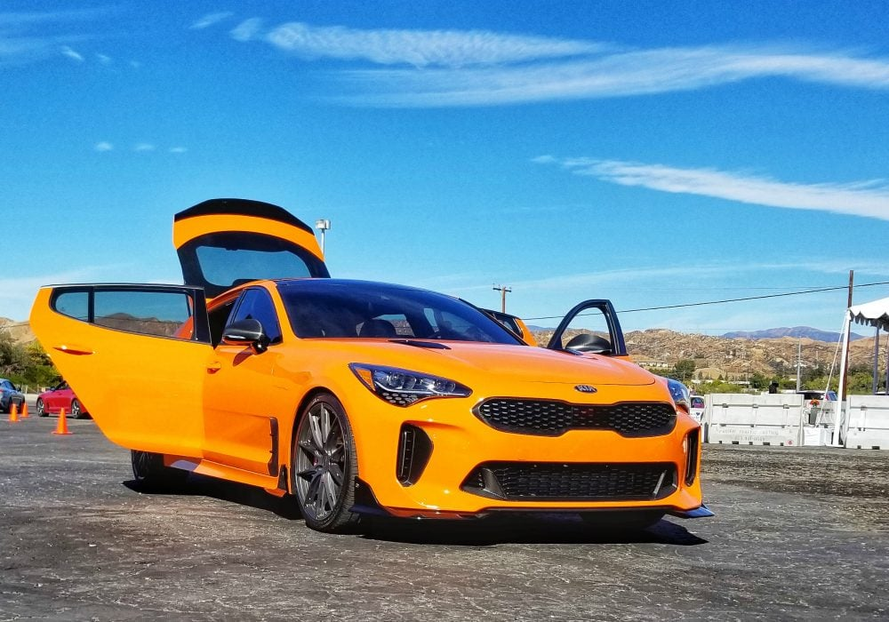 2018 Kia Stinger - The Biggest Deal #StingerIsHere #KiaPartner