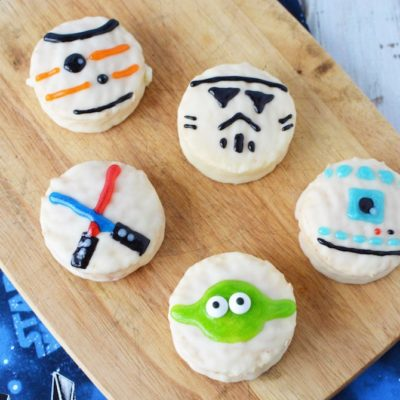 Quick and Easy Star Wars Treats