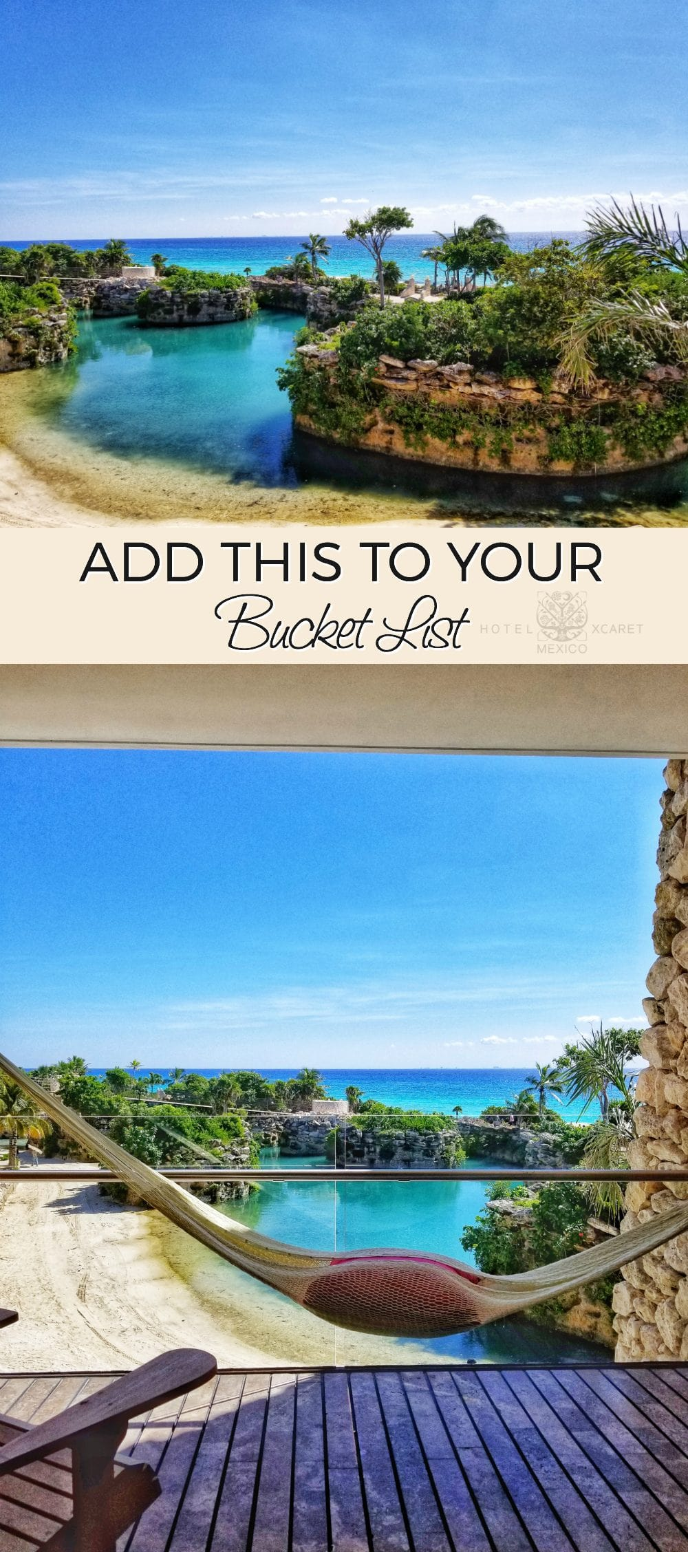 The best all inclusive resorts in mexico hotel xcaret for Coolest all inclusive resorts