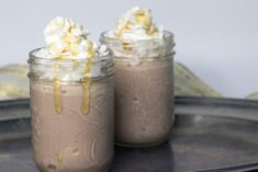 Peanut Butter Frozen Hot Chocolate Recipe
