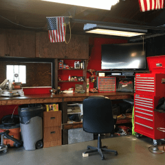 How to Organize the Garage – Update on Our Project