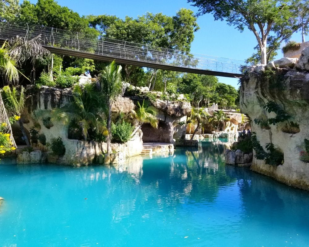 The best all inclusive resorts in mexico hotel xcaret for All inclusive resorts in