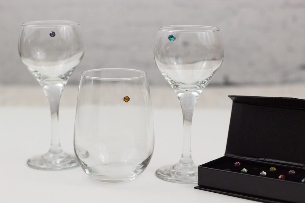 Bliss Home Wine Charms