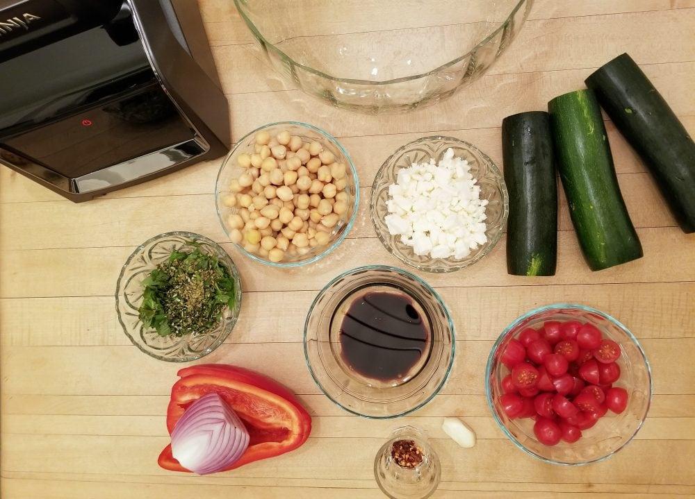 Best Blender for Smoothies and Everything Else - Even Zoodle Salad #NinjaSnapTapGo #NinjaPartner