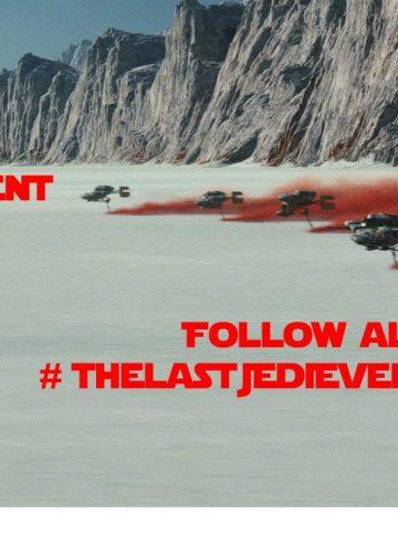Star Wars: The Last Jedi Press Junket