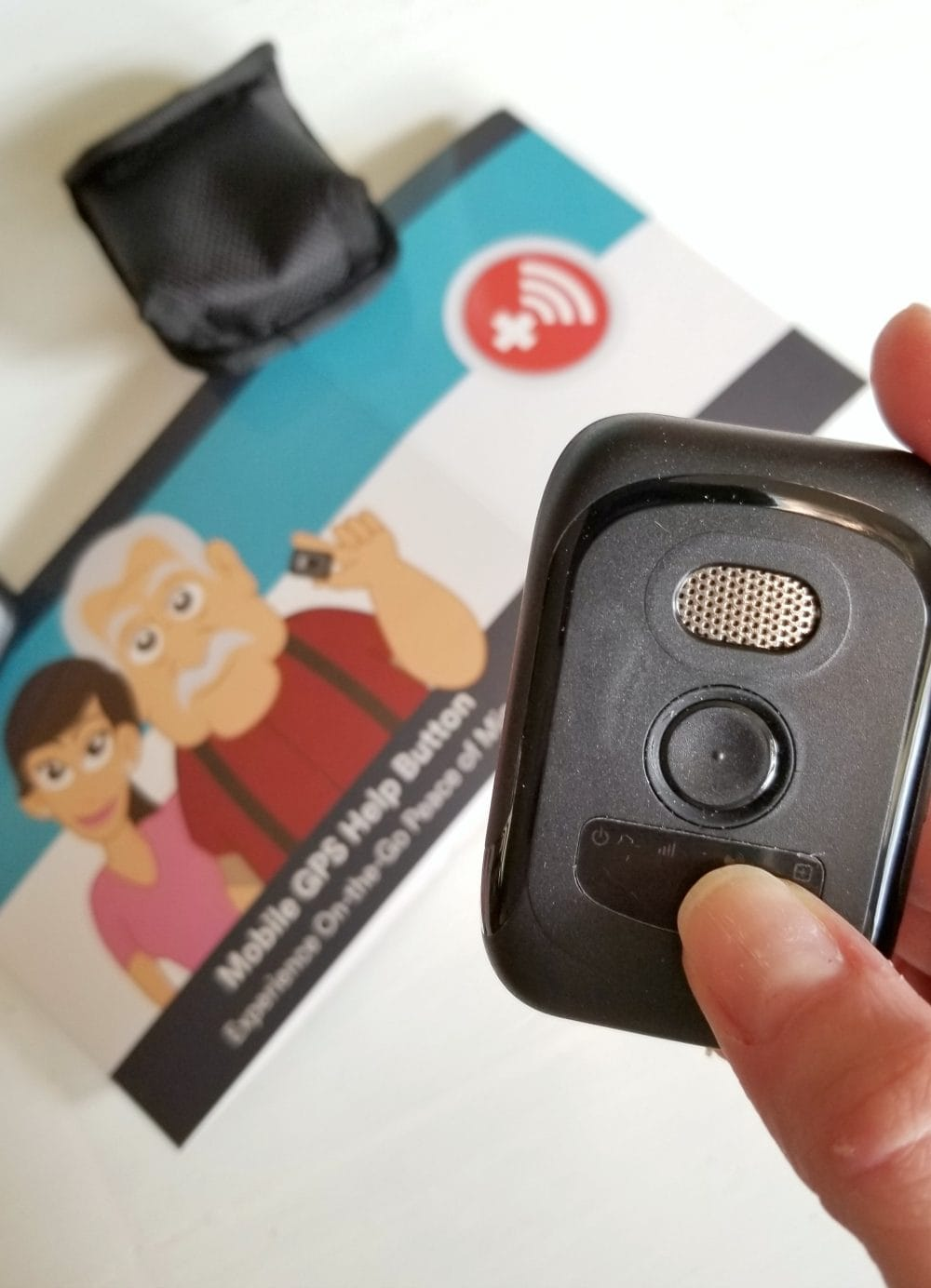 Bay Alarm Medical - Keeping Gram Active, Happy, and Healthy #BayAlarmMedical AD