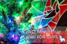 Last Minute Gifts for Guys #GiftsForYourGuy #ad